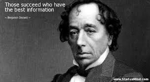 Benjamin Disraeli Quotes at StatusMind.com - Page 3 - StatusMind.com via Relatably.com