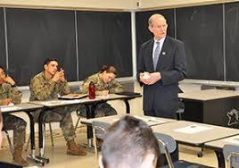 West Point Association of Graduates   West Point Leadership Center Hosted Harvey  Johnson