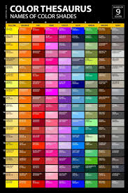 63 Explicit Colours Name