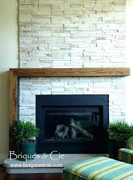 flat stone fireplace designs