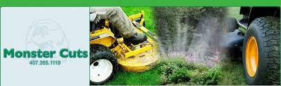 monster cuts lawn care orlando
