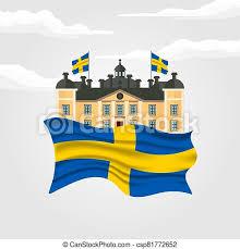 Söndagen den 6 juni är det sveriges nationaldag. Sveriges Nationaldag Translate Sweden National Day Is The Sweden National Day And Republic Day Which Is Celebrated On 6 Canstock