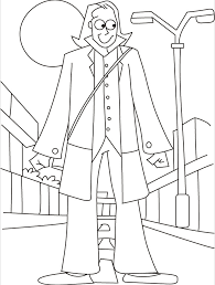 Small Picture A giant on a street walk coloring pages Download Free A giant on
