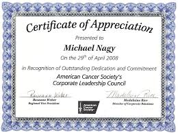 free recognition certificates nice editable certificate of appreciation template example