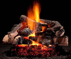 fireplaces gas logs vented unvented east texas brick for best gas fireplace logs