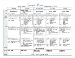 Reading Intervention Lesson Plan Template Detailed Unit Lesson Plan ...