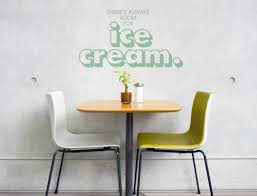 Wandtattoo Küchenspruch Eis Auf Englisch I Love Wandtattoode