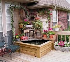 Small Patio Garden Ideas