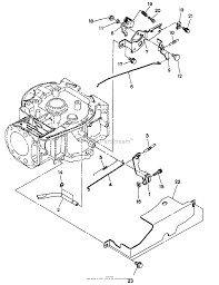 Snapper eh18v 6 5 hp 4 cycle ohv robin engine parts diagrams