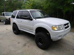 2002 Ford Explorer Tire Size Chart Ford Explorer Off Road Mods Suv And Sport Trac