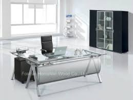 glass top office desk modern. glass top office desk safarihomedecor modern a