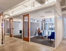 commercial office space design ideas. Clean Design With Discrete Integration Of Tech (room Reservation System) Dropbox-austin- Commercial Office Space Ideas I