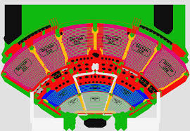 Midflorida Credit Union Amphitheatre Seating Chart With Seat Numbers 44 Logical Usana Seating Map
