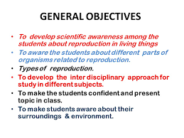 Lesson Plan Science Class 10Th Topic: Reproduction In Organisms ...