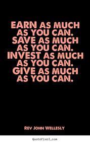 Earning Quotes. QuotesGram via Relatably.com