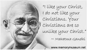 Gandhi Christian Quote Best of Pin By Mark Chapman On General24 Pinterest
