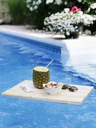 Design Your Own Pool Float Diy Floating Pool Tray Diy Pool Table Diy Pool Diy