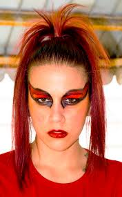 devil costume makeup ideas