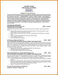 10 Summary Of Qualifications On Resume Mbta Online
