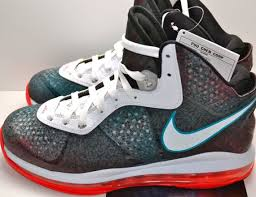 lebron 8. nike lebron 8 mid \u201cmiami nights\u201d sample available lebron