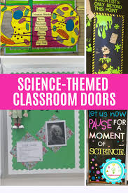 21 clever science classroom decorating