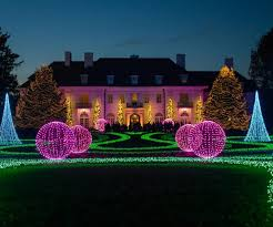 holiday light displays in indiana