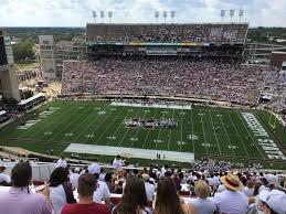 Davis Wade Stadium Mississippi State Bulldogs Stadium