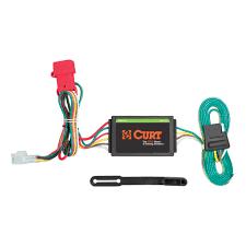 curt manufacturing curt custom wiring connector  part 55370 a
