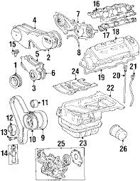 parts com® toyota guide oil level gag partnumber 114520a020 1997 toyota camry ce v6 3 0 liter gas engine parts
