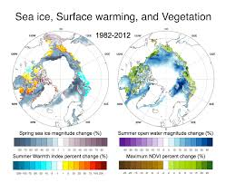 A Typical October In The Arctic Arctic Sea Ice News And
