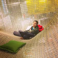 google office in pittsburgh. Willow Hong Posted A Picture On Instagram Of Her Stuck In The Google Net At Pittsburgh Office. It Seems Like She Is Not Yet Googler But Possibly Went Office