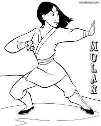Small Picture Mulan coloring pages Coloring pages to download and print