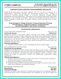 Construction management resume is designed for a professional who have job  experience as a construction manager