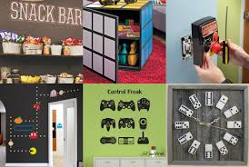 Game Room Wall Decor Our Favorite Pins Of The Week Game Room Decor Porch Advice