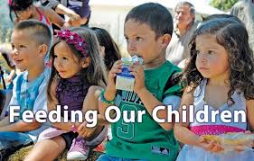 Image result for pictures of feeding our children