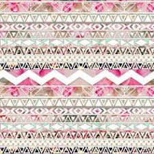 cute background patterns tumblr aztec. Exellent Tumblr Shop Girly Pink White Floral Abstract Aztec Pattern Tissue Paper Created By  Girly_trend On Cute Background Patterns Tumblr