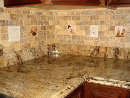 Granite Countertop Backsplash Concept