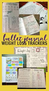 Weight Loss And Inches Tracker Bullet Journal Method Weight Loss Tracker Ideas How To Use