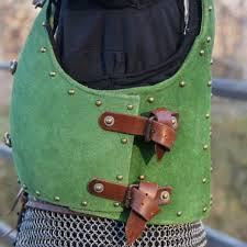Brigandine Class Chart Epic Armoury 15th Century Brigandine Green
