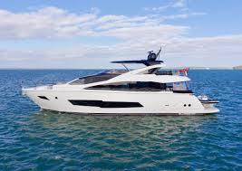 2017 Sunseeker 86 Yacht Moottorivene Vene Myytävänä