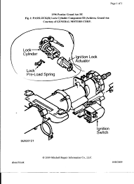 1995 Pontiac Grand Prix Fuse Box