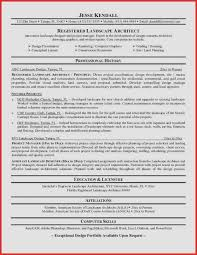 Real Estate Resume Skills Inspirational Landscape Resume Template ...
