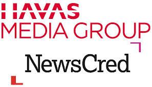 Havas Media Group Newscred Form Global Content Partnership