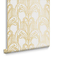 art deco gold and pearl wallpaper  on art deco wallpaper uk with art deco collection graham brown