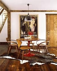 cherner furniture. Cherner Chair On The Animal Carpet Furniture 1