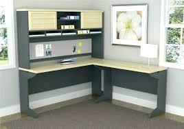 bestar hampton corner workstation home office desk furniture staples computer desks for units sand granite charcoal