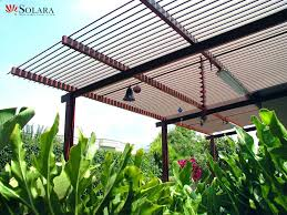 fabric patio covers waterproof.  Patio Adjustable Aluminum Louvered Roof System Waterproof Patio Furniture Covers  Cover Fabric In