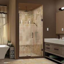 frosted glass shower enclosure. Unidoor Frosted Glass Shower Enclosure