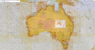 Australian Hydrographic Charts Geogarage Blog Amsa How To Identify Official Nautical Charts