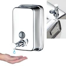 Modern Soap Dispenser PromotionShop For Promotional Modern Soap - Hand dryers for bathrooms